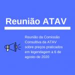 Reunião ATAV